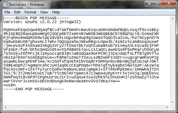 Asymmetric Encryption   Twin Cities PC Users' Group